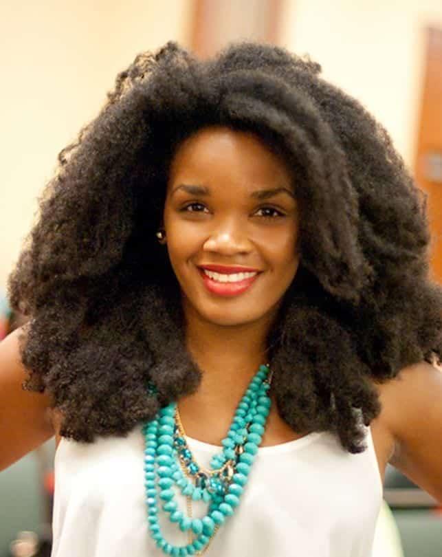 cabelo afro 4c