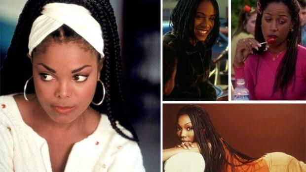 mulher negra com box braids, black woman with box braids, cabelo afro