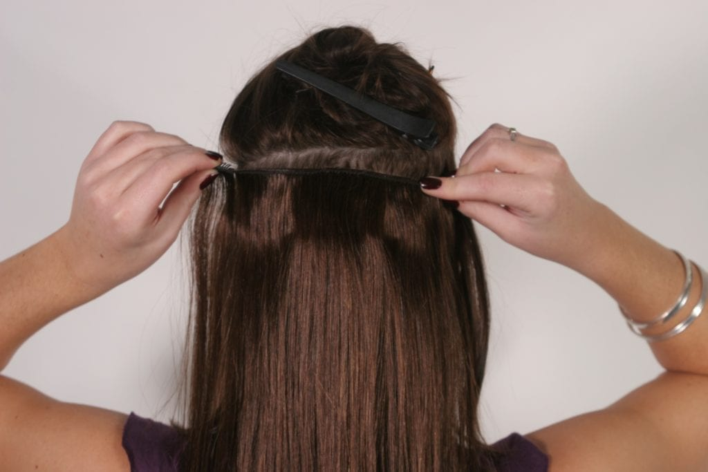 remy clip in hair extensions tvicixko