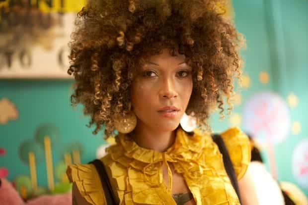 coloração e cabelo afro