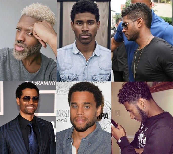 Cabelo Afro Masculino Dicas Cortes E Cuidados