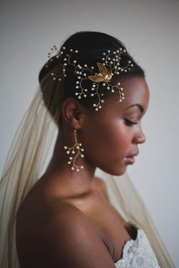 Penteados Para Noivas Negras Inspiração Para Arrasar No