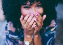 cabelo afro - black