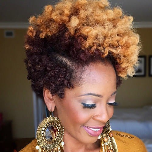 1-black-and-blonde-short-natural-hairstyle-cabelo-afro-curto-negras