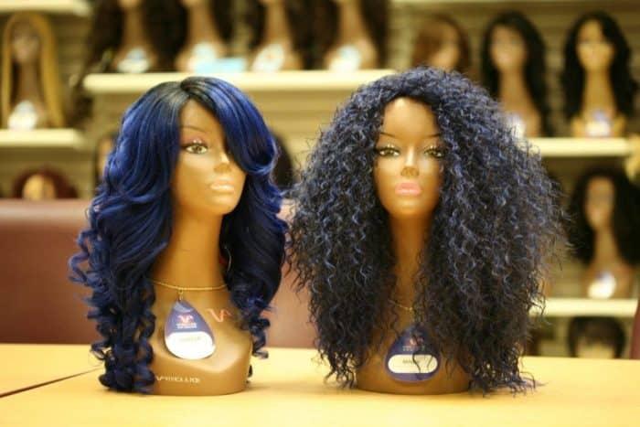 como cuidar de uma peruca