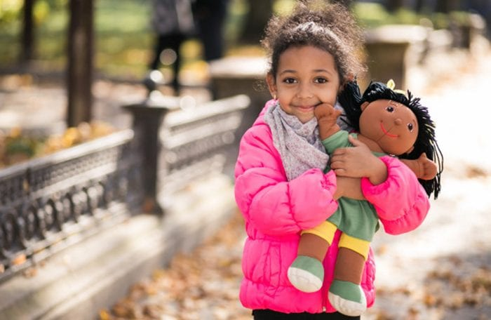 DICA DE CABELO CRESPO CRIANÇA african american girl 1303 5322