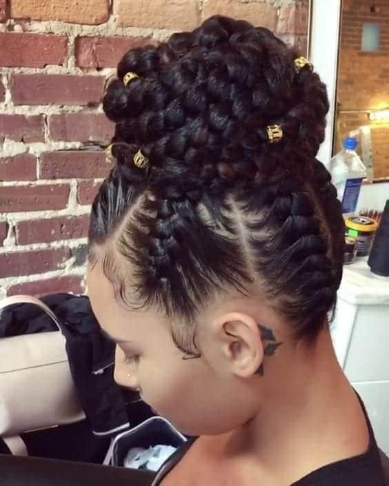 Conhecido Tranças: mais de 40 penteados para se inspirar e copiar  EY21