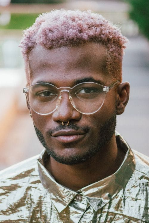Cortes de cabelo afro masculino Colorido 23 9275867 9647094