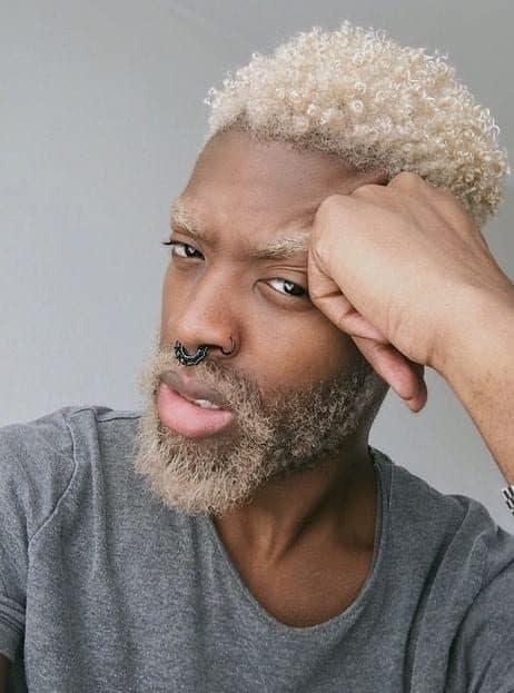 Cortes de cabelo afro masculino Colorido 3 6513232 8075072