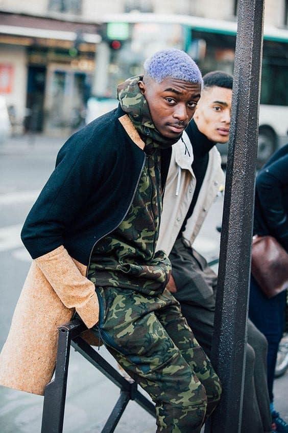 Cortes de cabelo afro masculino Colorido 5 3771808 7033403