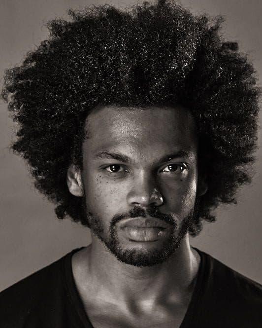 Cortes de cabelo afro masculino black power 1 8210096 6601002