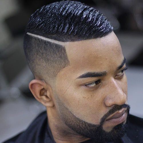 black hair style men cortes de cabelo afro masculino confira 20 inspira 231 245 es 5149 | Cortes de cabelo afro masculino shaved side cut black men hairstyles 2