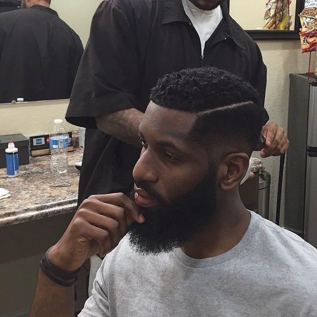 22 Hairstyles Haircuts For Black Men: Cortes De Cabelo Afro Masculino: Confira 20 Inspirações