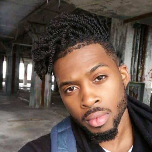 cortes de cabelo afro masculino twist 2 6455700 8552230