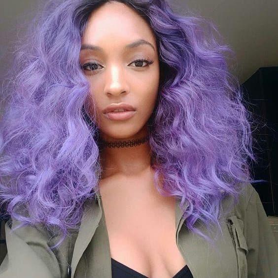 negras com o cabelo colorido black girl colored hair 22 2606201 2811603