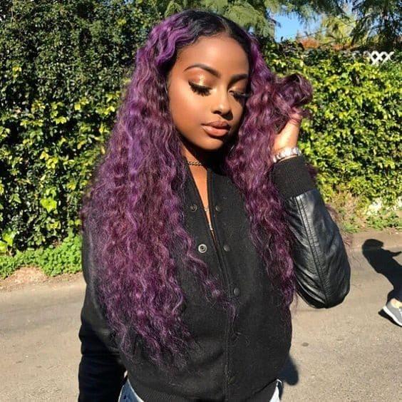 negras com o cabelo colorido black girl colored hair 23 3824437 2895452