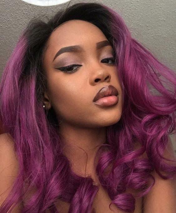 negras com o cabelo colorido black girl colored hair 39 4182780 6557400