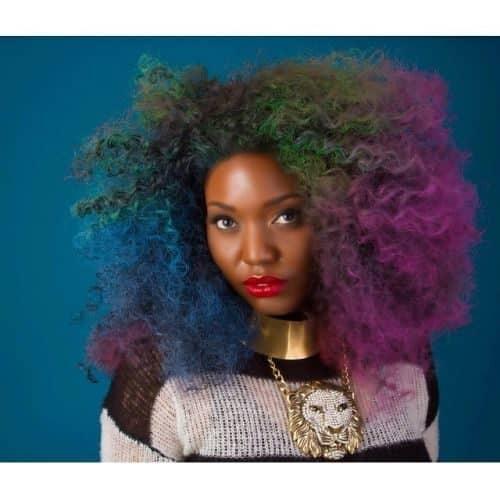 negras com o cabelo colorido black girl colored hair 4 3799269 5045443