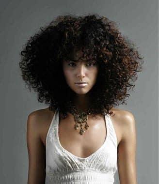cortes femininos afros curtos e crespos
