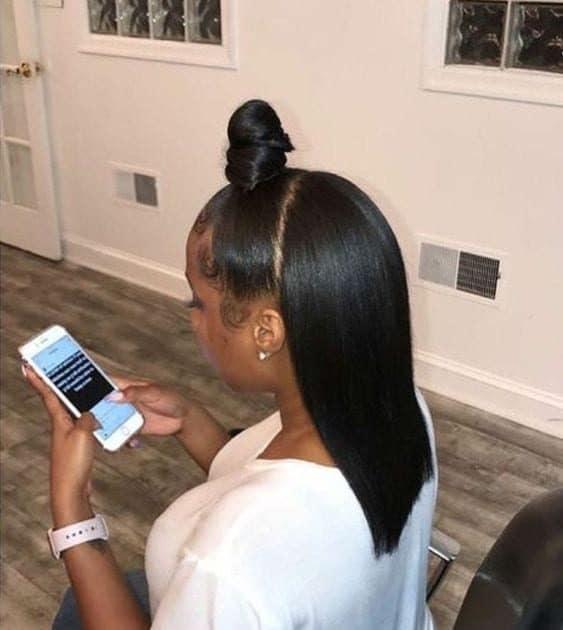 cabelo curto e liso penteado 4 5082565 3289064