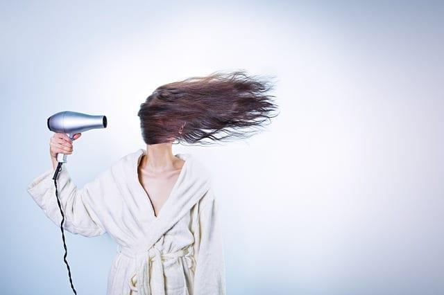 função do cabelo