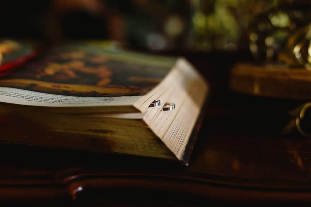 Anel de casamento - história