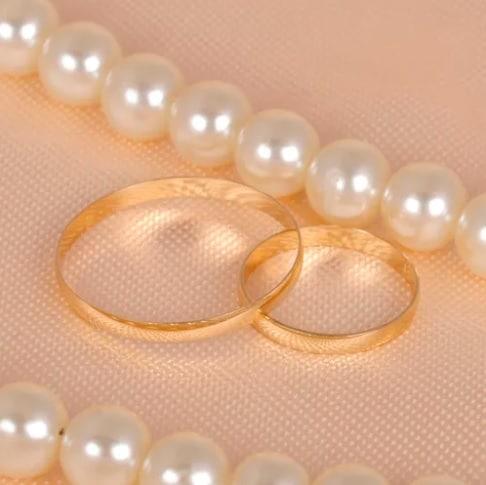 Anel de casamento malta
