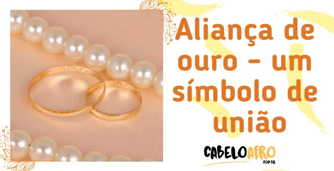 aliança de ouro - capa