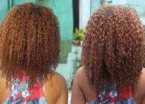 Como passar óleo de rícino no cabelo